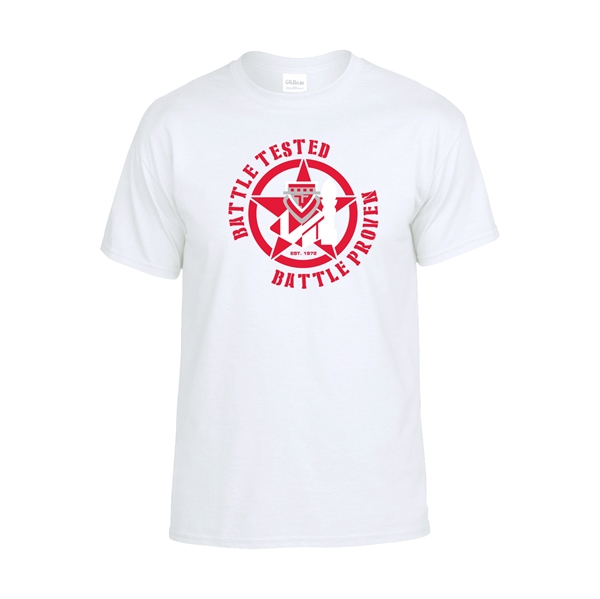 Picture of Battle Tested Tee White